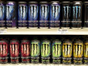 Monster Energy Drinks Blamed for 5 Deaths