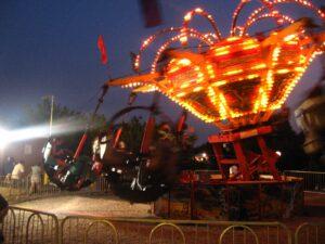 Amusement Park Ride Injuries