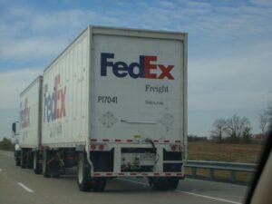Dallas FedEx Truck Accident Attorney