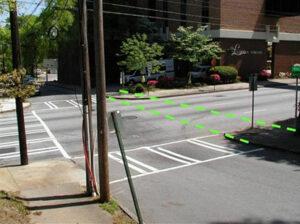 Texas Laws on Pedestrian Crossings