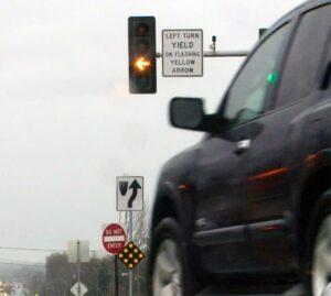 Left Turn Motorcycle-vs-Car Crashes