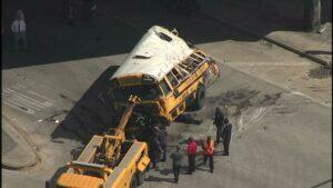 Houston School Bus Crash Lawyer