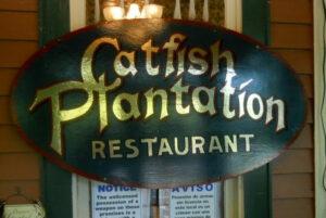 Haunted Catfish Plantation Restaurant