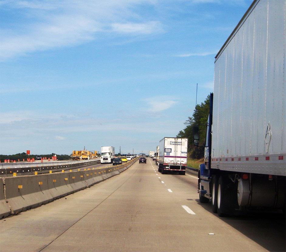 18-Wheeler Crashes in Rockwall Texas