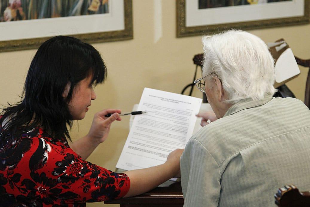 Texas Nursing Home Abuse Arbitration