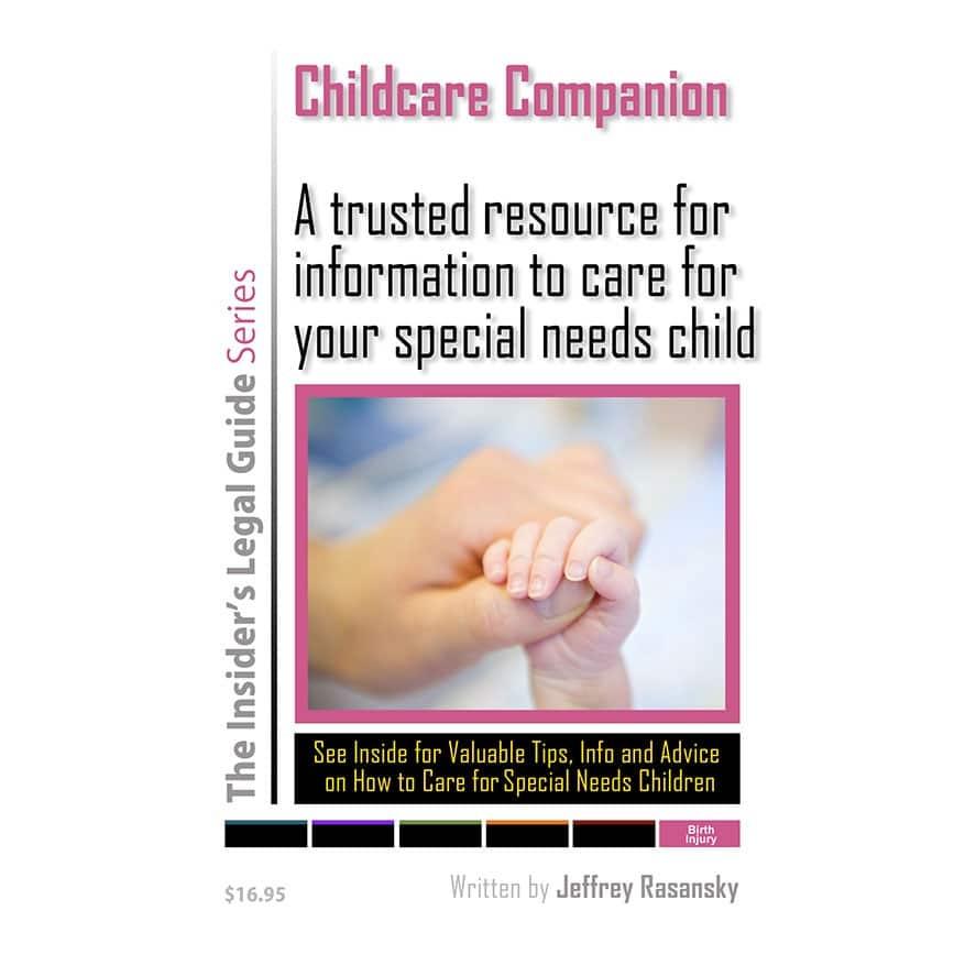 Cerebral Palsy Childcare Companion