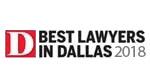 D Magazine Best Lawyers in Dallas