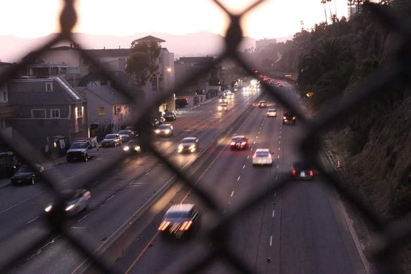 Arlington, TX – One Killed in Chain-Reaction Crash on I-20