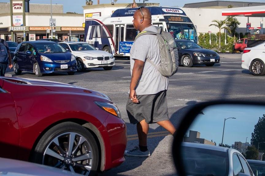 5.8 Lufkin, TX – Pedestrian Injured in Accident on FM1194