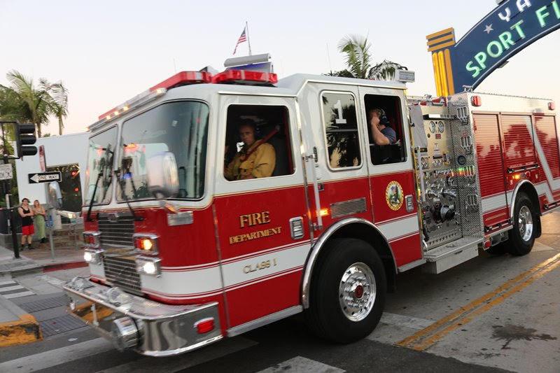 Oakalla, TX – Firefighters Injured in Crash on Saturday