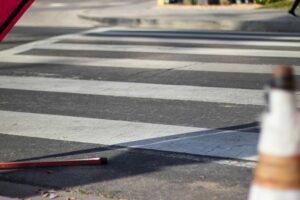 Houston, TX – Accident on Gessner Rd Leaves Pedestrian Injured