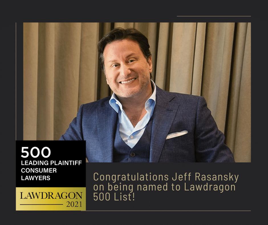 Attorney Jeff Rasansky