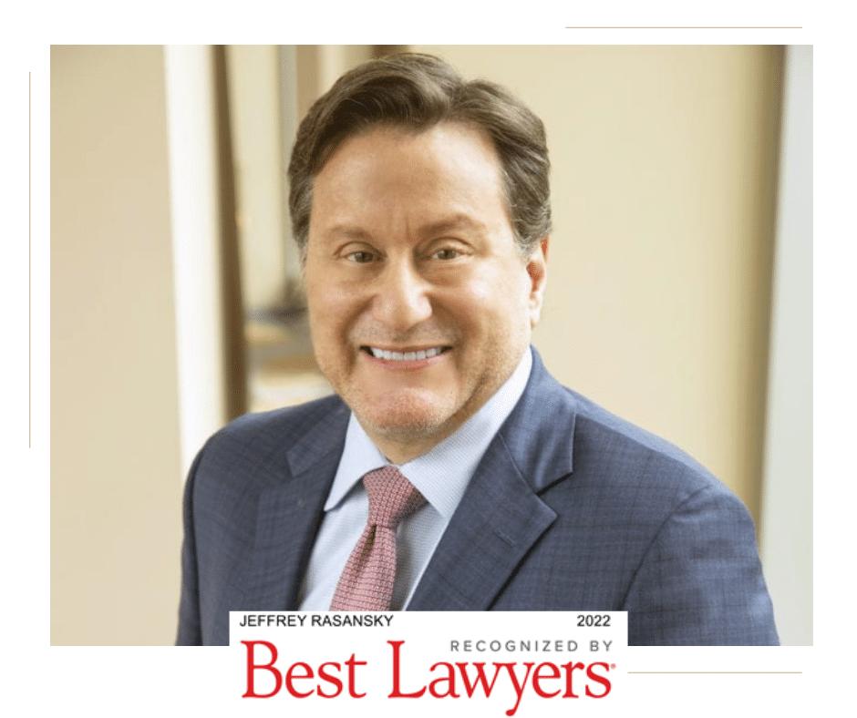 Jeff Rasansky Best Lawyers